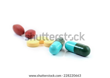 What color are viagra pills