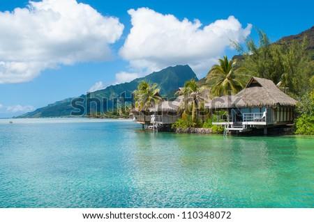 Tahiti Bungalow!