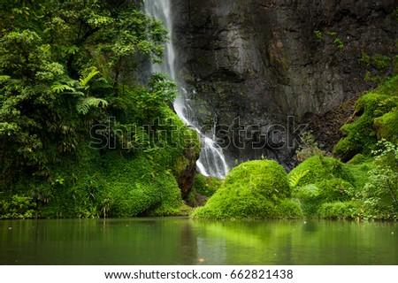 Tahiti papenoo valley #662821438