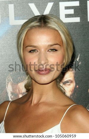Tahyna Tozzi at the Industry Screening of \'X-Men Origins Wolverine\'. Grauman\'s Chinese Theater, Hollywood, CA. 04-28-09