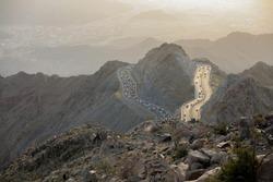 Taif KSA , Mountains in Al Taif, Saudi Arabia