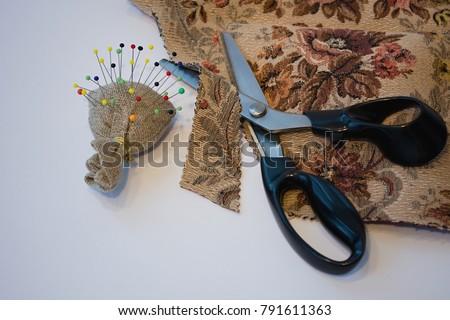Tailoring and special  zigzag scissors #791611363
