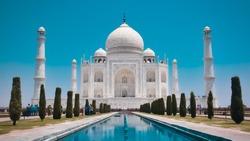 Tajmahal HD pic Agra, New delhi