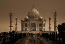 tajmahal of India