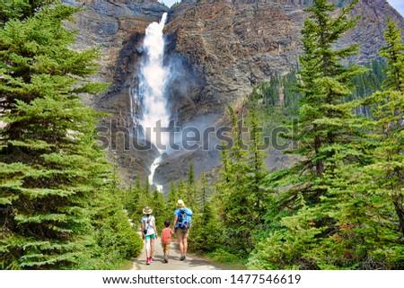Takakkaw Falls, Yoho National Park, Canada, 9th of August 2018 #1477546619