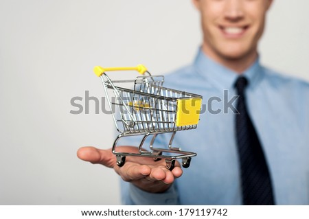 Take your business to e-commerce level.