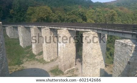 Tall Bridge  #602142686