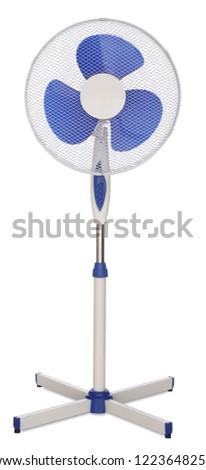 Tall electric fan #1223648254