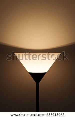 tall room lamp #688918462