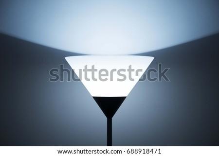 tall room lamp #688918471