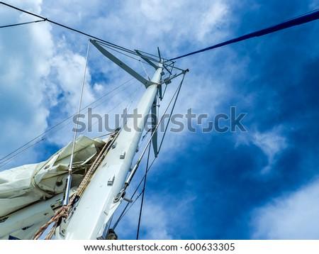 tall ship horizontal #600633305