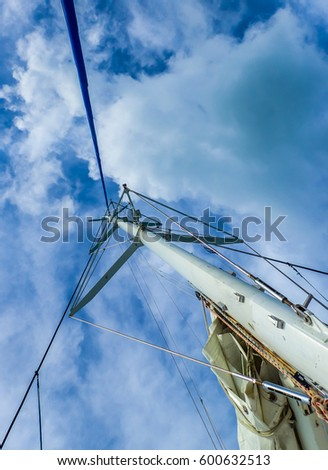 tall ship vertical #600632513