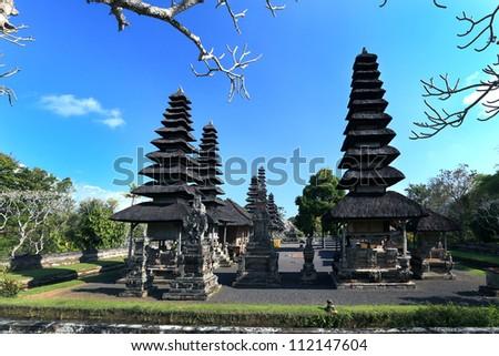 Taman Ayun Temple at Bali - Indonesia
