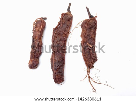 Tamarind image, tamarind is a healthy fruit and sour in taste