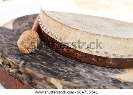tambourine of shaman