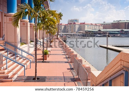 Tampa  Downtown Convention and Tourist Center