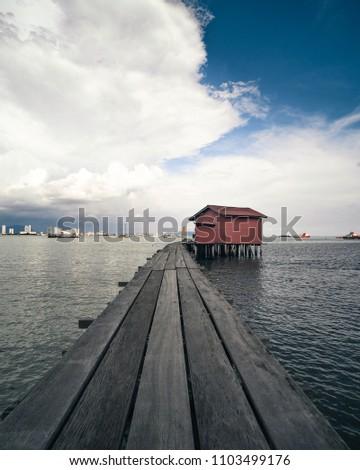 Tan Jetty, Penang #1103499176
