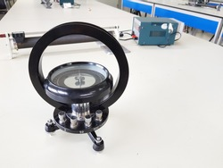 tangent galvanometer for measurement of Earth's magnetic field in school laboratory