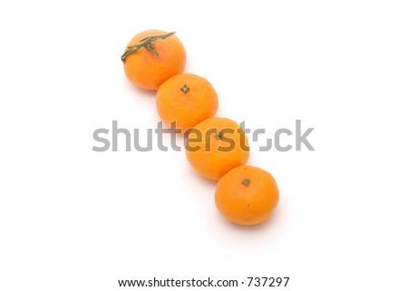 Tangerine Row