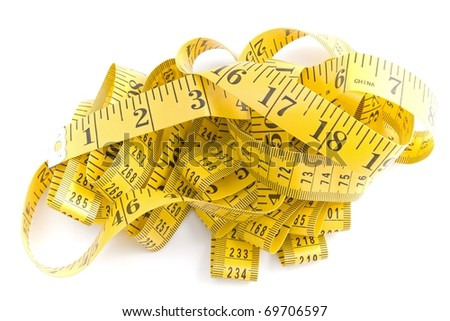 tangled up tape measure