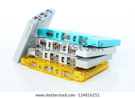 Tape Cassette analog audio