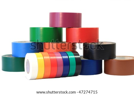 Tape of Every Color