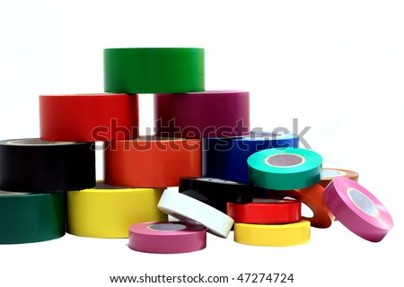 Tape of Every Color 2