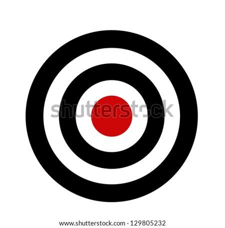 target ストックフォト ©