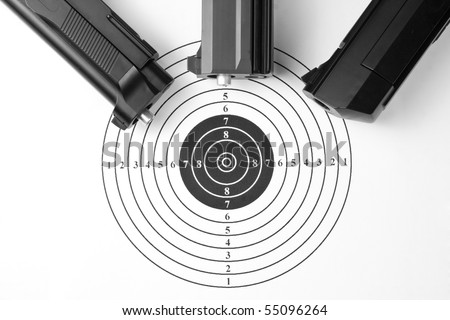 Target and air guns