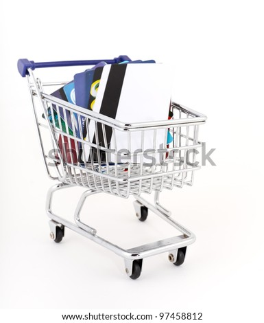 Target Electronic Market: Hit the targeted marketing and aim for customers. Shopping cart & Credit cards