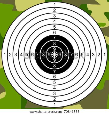 target logo eps. stock photo : Target for
