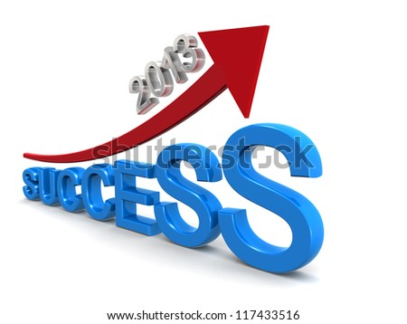 Target of success in year 2013