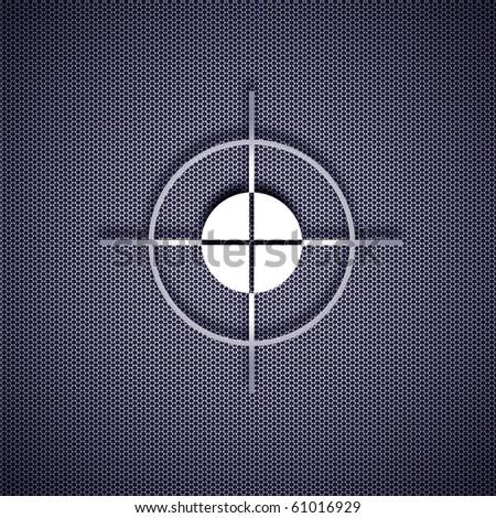 Target Symbol Target Symbol With 3d Effect