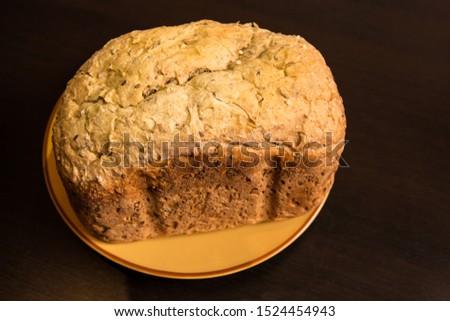 taste bread from bread machine #1524454943