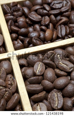 tasting coffee. Arabica Coffee, Brazilian Coffee, Coffee Kenya, Colombian Cofee, roasted coffee, Costa Rica Coffee, Ethiopian coffee, Coffee of Jamaica, Indonesian Coffee,