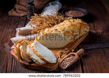 tasty Tiger bread #789963202