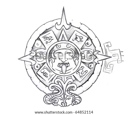 Size:480x360 - 9k: Star Moon and Sun Tattoo Designs Moon Star Tattoo.