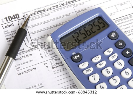 Tax preparation and tools