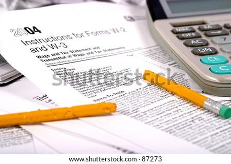 Taxe Preperation