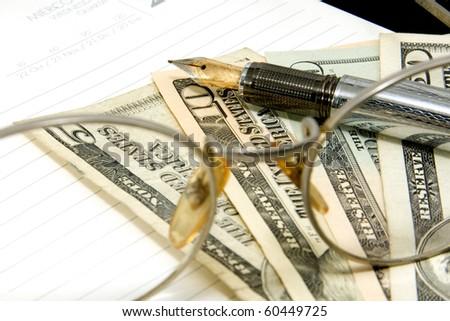 Taxes due next conceptual image