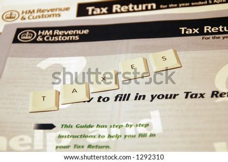 Stock options on tax return