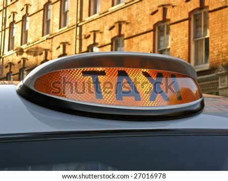 Taxi for Hire Light