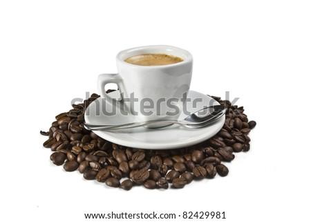 Tazas de cafe con logo
