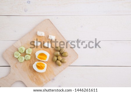 Egg tray, top view Images and Stock Photos - Page: 6