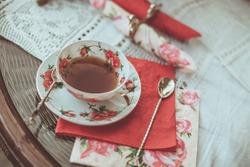 Tea in the wedding