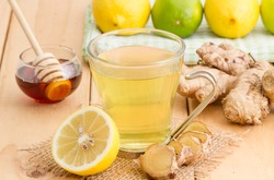 tea with lemon lime citrus vitamin C