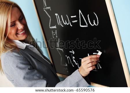 teacher draw