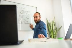 Teaching students Online during Lockdown