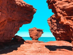 Teacup Rock, Thunder Cove, Prince Edward Island