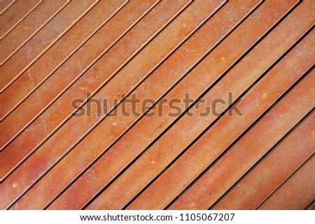 Ipe Teak Wood Decking Fence Pattern Tropical Wood Texture